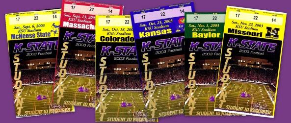 k-state tickets