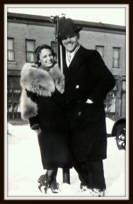 My stylish grandparents.