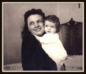 Grammy with Sandy