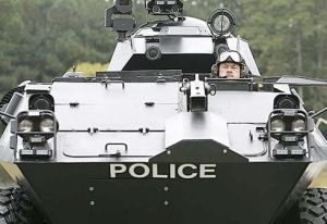 police military