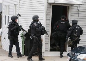 Boston Police State April 19, 2013